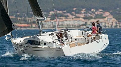 B38.1 sailing