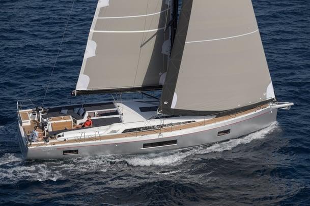 Oceanis51-1 Sailing